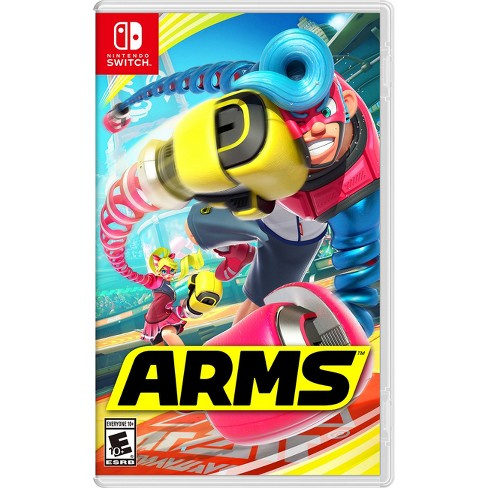 Nintendo Switch Games ARMS (US)