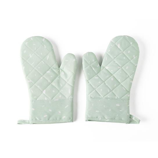 LOHAS- 加厚隔熱烘焙手套 (2色)