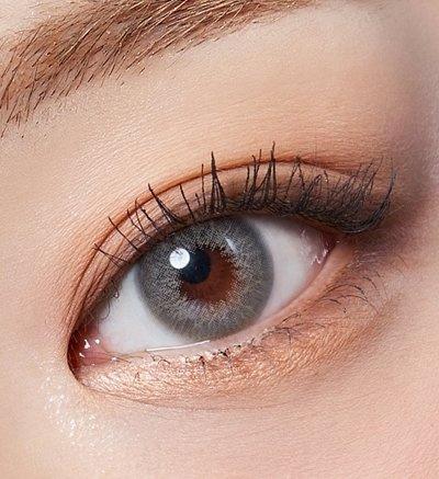 韓國 Lens Town Color 隱形眼鏡 Glossy Mood Gray(月拋)