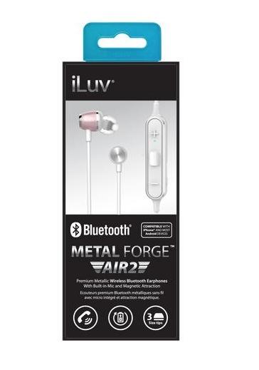 iLuv Metal Forge Air 入耳式耳機