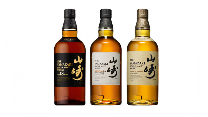 Suntory 三得利 The Yamazaki Single Malt Whisky