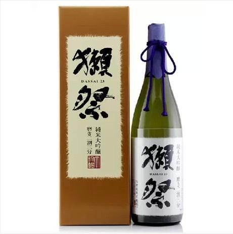 🇯🇵日本直送💥 日本清酒皇 獺祭 純米大吟釀 二割三分 木盒.禮盒裝 720ml