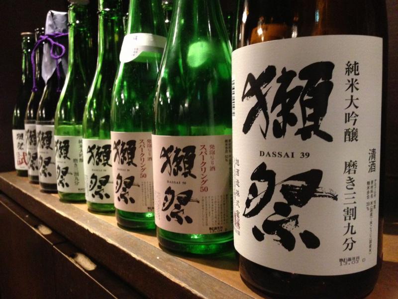 🇯🇵日本直送💥 獺祭 二割三分 純米大吟釀 720ml