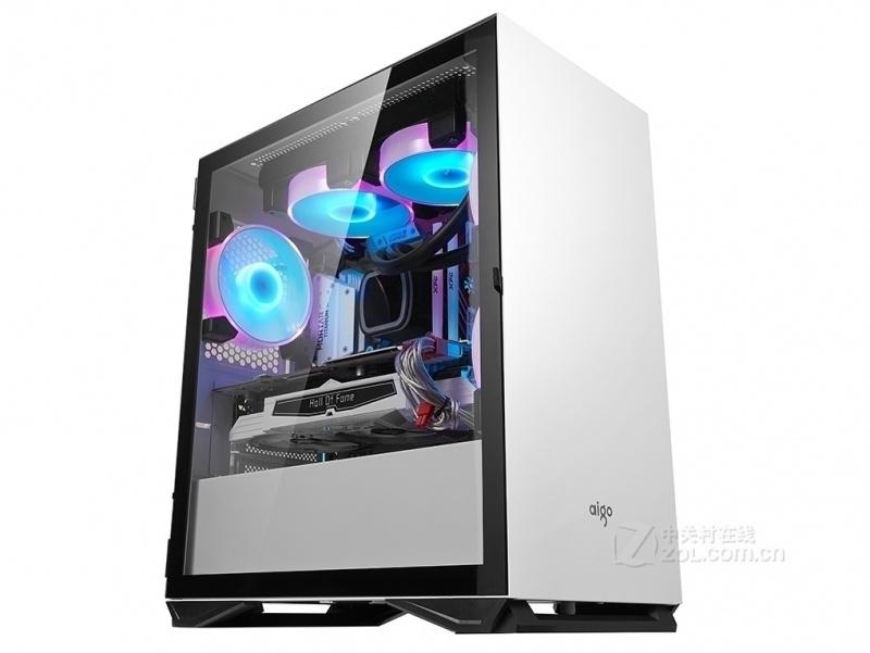 [送正版WIN10 / 免費送貨] 樂天電腦 AMD Ryzen 5 3600 連RGB 水冷散熱器 /GTX1650 4G/ D4 2666 8G / 240G SSD 電競遊戲组合