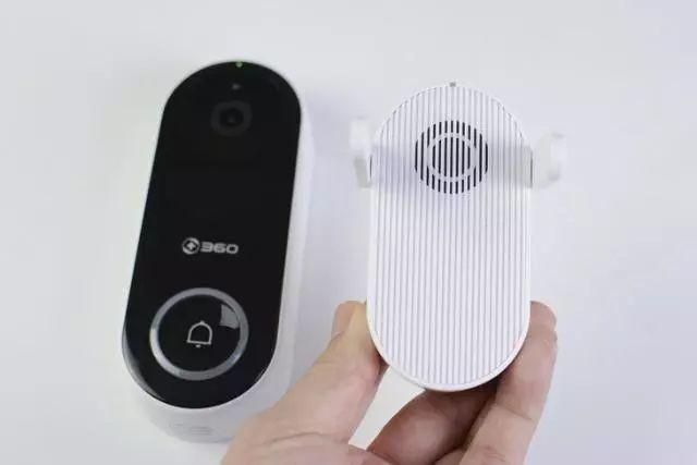 360 智能門鈴 (D819)