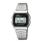 CASIO A159WA-N1 鋼帶手錶