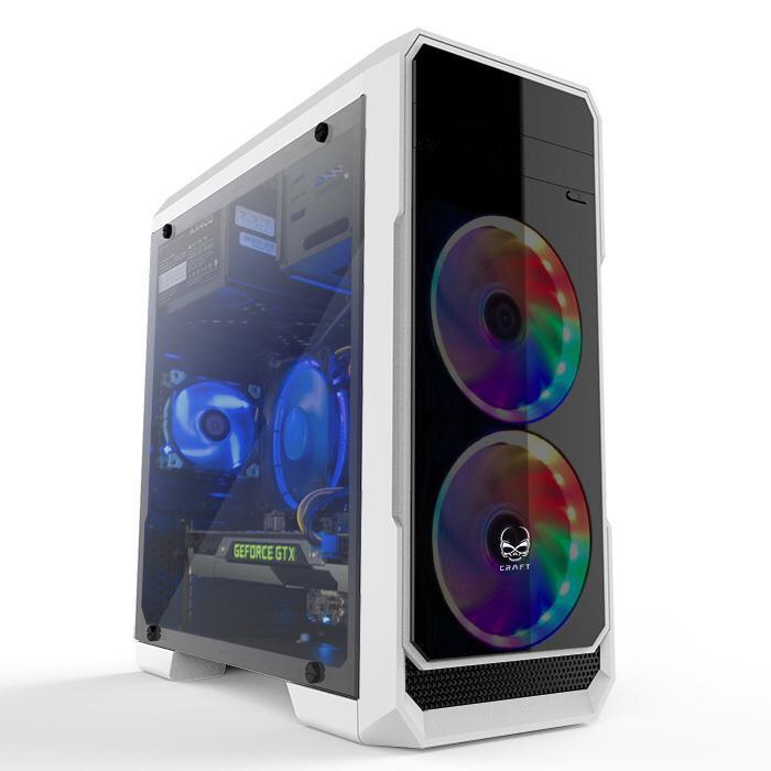 [送正版WIN10 / 免費送貨] 樂天電腦 Intel I5 9400F /RTX2060 SUPER 8G /D4 2666 16G /256G SSD 電競遊戲组合