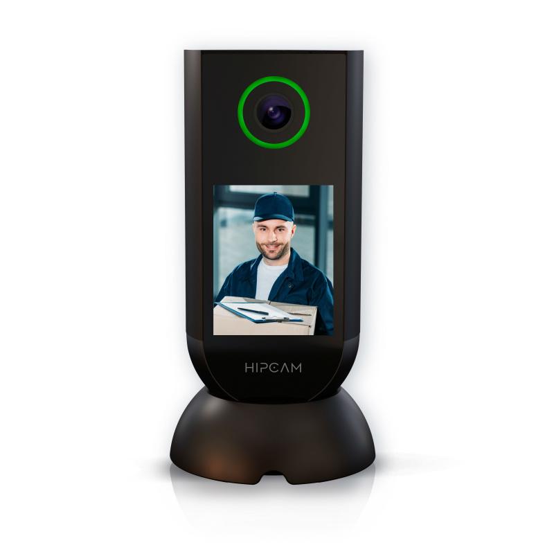 HipCam - 智能室內防盜眼IP Cam家庭安全監控 (ICBKSPTG20)