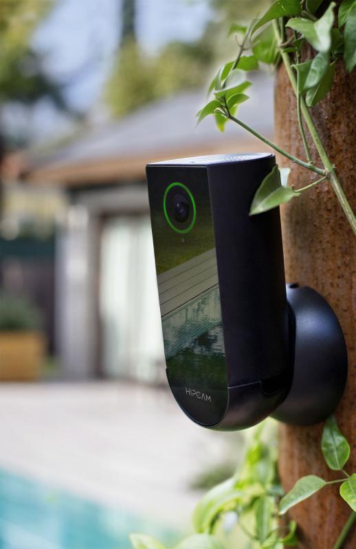 HipCam - 智能室外無線網路防水監控攝影機 (OCBKSPTG20)