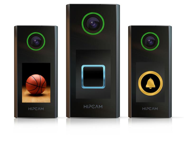 HipCam - 智能防盜眼 IP Cam (DBBKSPTG20)