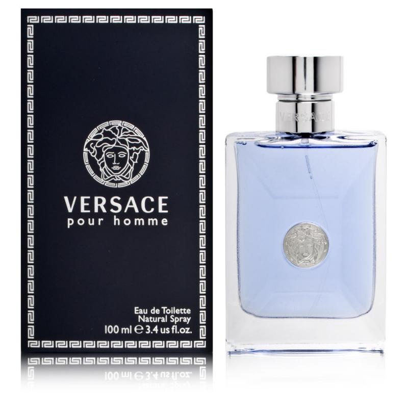Versace Pour Homme EDT 100mL 凡賽斯經典男士淡香水
