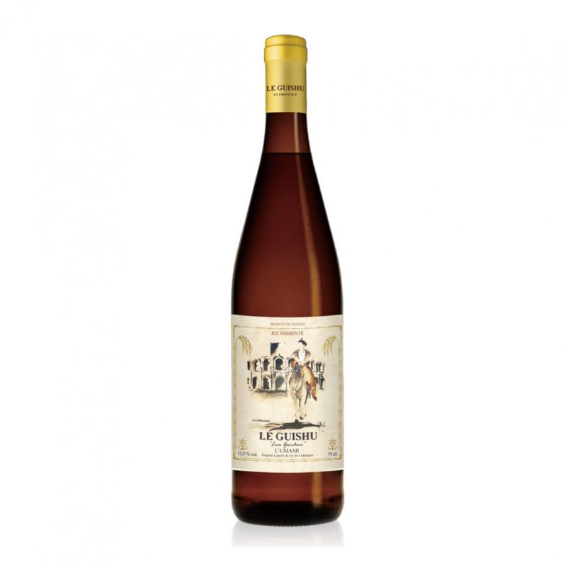 Le Guishu L'Umami Sweet NV 750ml 法國樂桂枝酒莊稻米酒