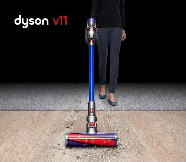 Dyson V11 Animal 無線吸麈機 [英國版][三腳插頭]