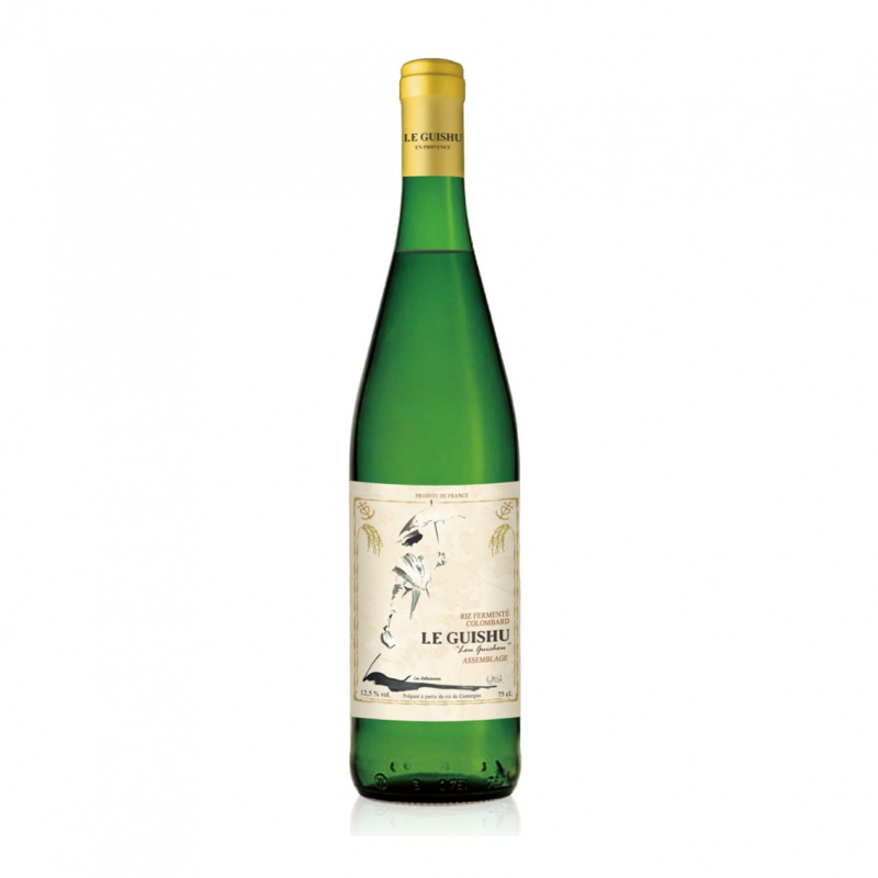 Le Guishu Assemblage Dry NV 750ml 法國樂桂枝酒莊稻米酒