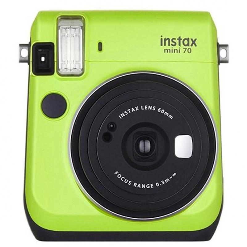 FujiFilm instax mini 70 特別色即影即有相機 [KIWI色]
