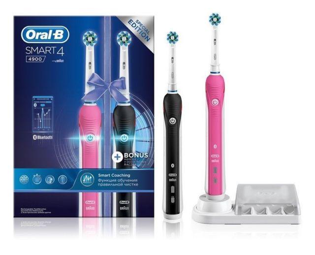 Oral-B Pro 4900 電動牙刷套裝