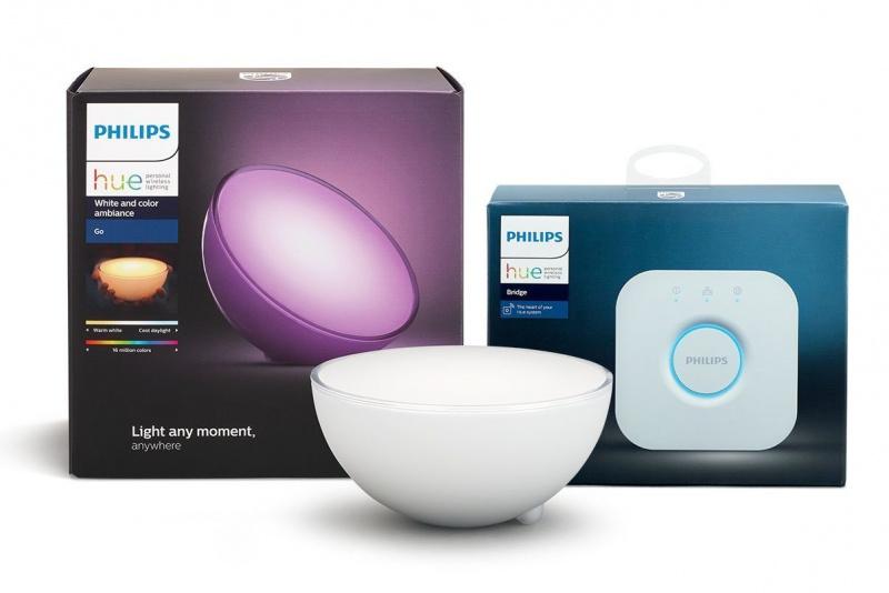 Philips Hue Go Portable Light 彩色情境燈 (行貨2年保養)