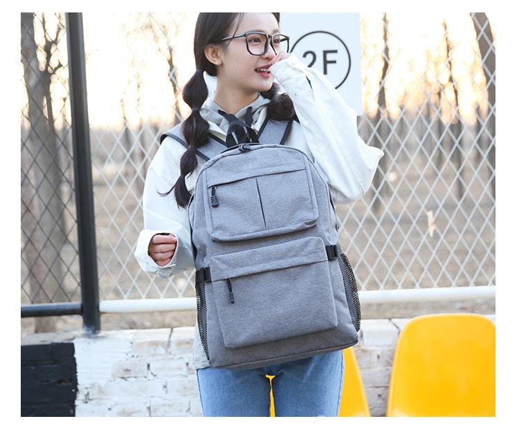 Brand New 30L 大容量男女電腦背包 45*32*17cm