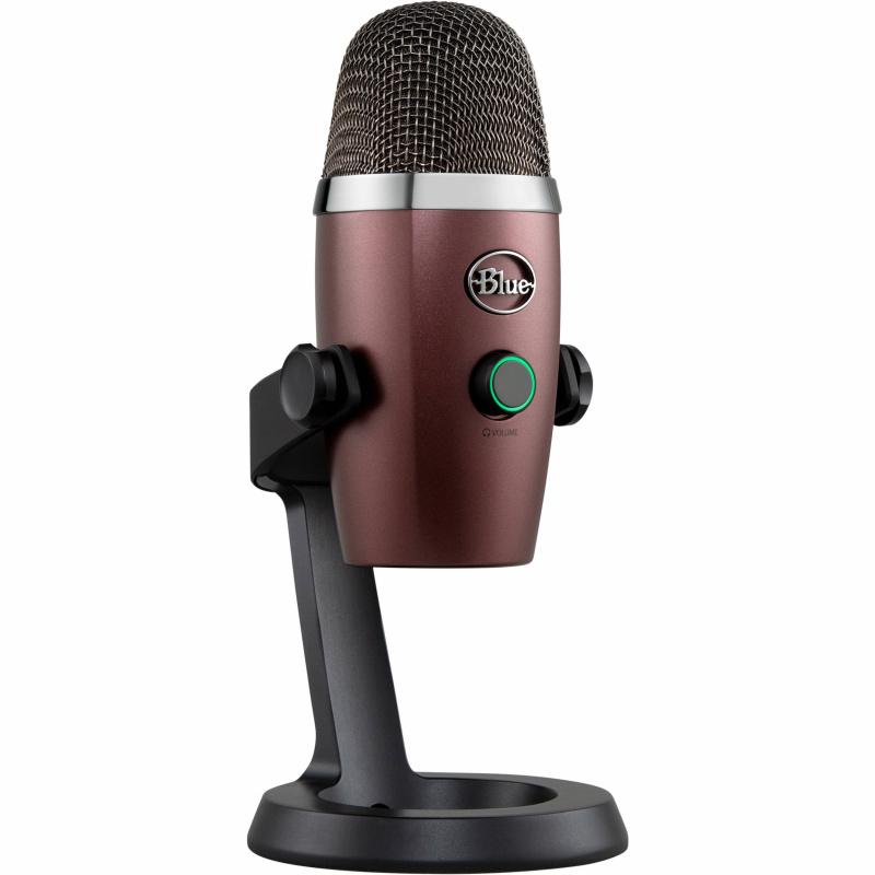 Blue Microphone - Yeti Nano USB錄音麥克風