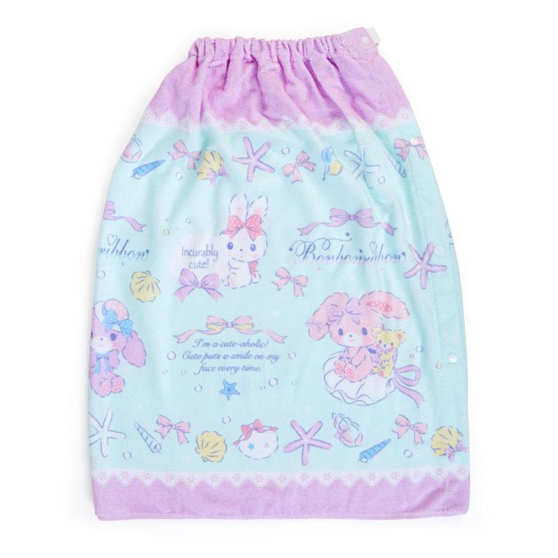 日本SANRIO Hello Kitty 浴巾衣 [6款]