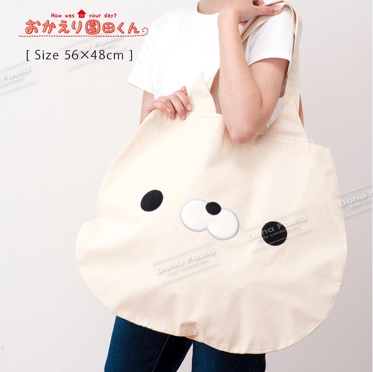 日本貓貓園田大容量購物袋
