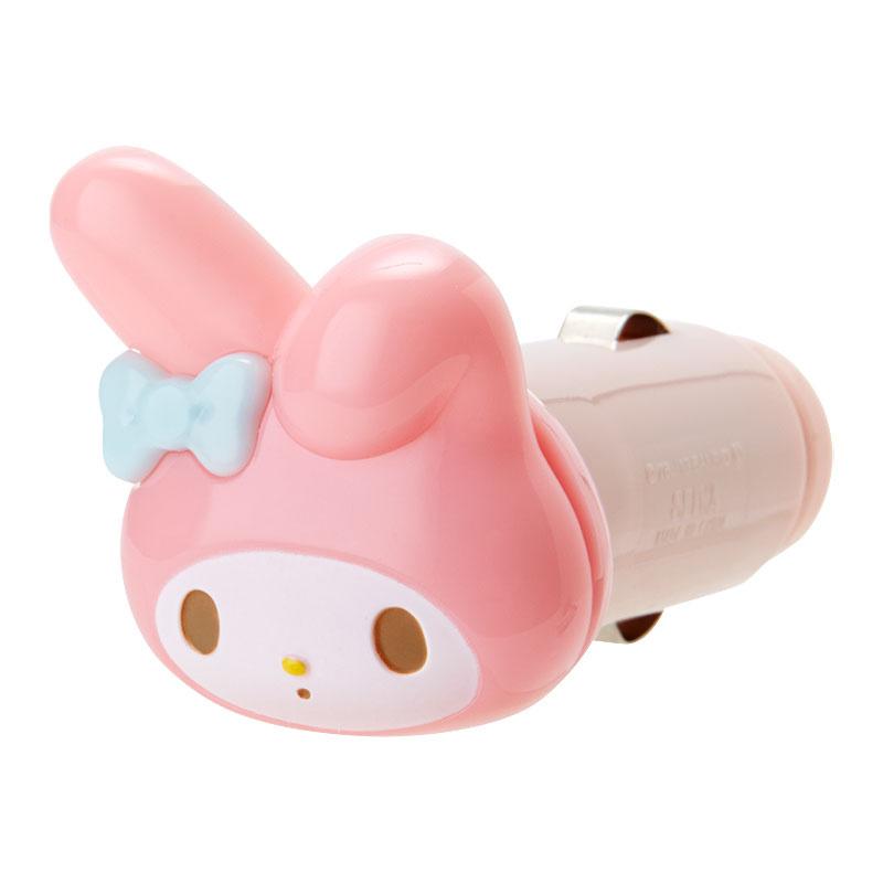 Sanrio Hello Kitty 汽車充電轉換插頭 [2款]