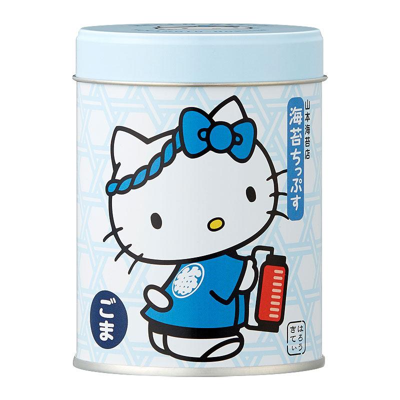 日本SANRIO Hello Kitty x 山本海苔店 海苔3缶禮盒
