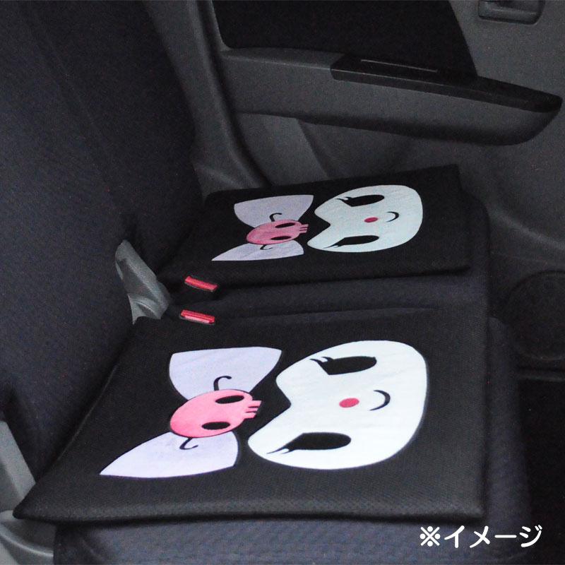日本SANRIO Hello Kitty / Kuromi 座墊 [2款]