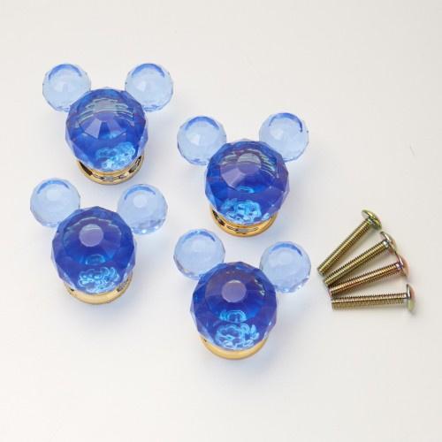 日本Disney米奇櫃門手柄 [7色]