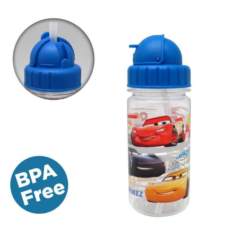 Minions/Disney迪士尼 --便攜式吸管水樽(250ml)