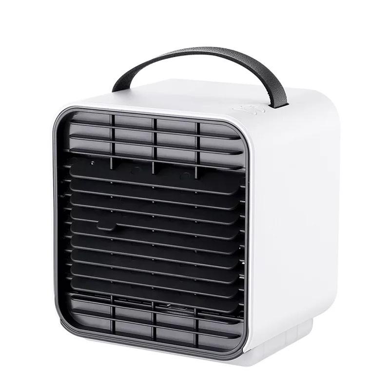 ZeroPrints 日系迷你負離子充電式制冷空調風扇連小夜燈功能