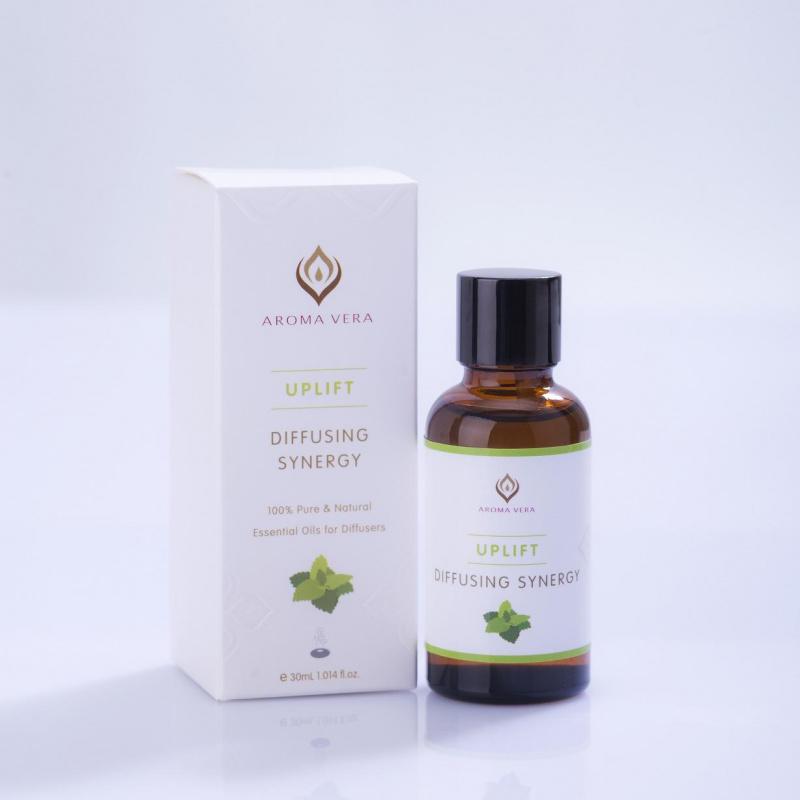 100% 純天然香薫機專用精油 - 提神 100% Pure & Natural Essential Oils for Diffusers - Uplift 15301R