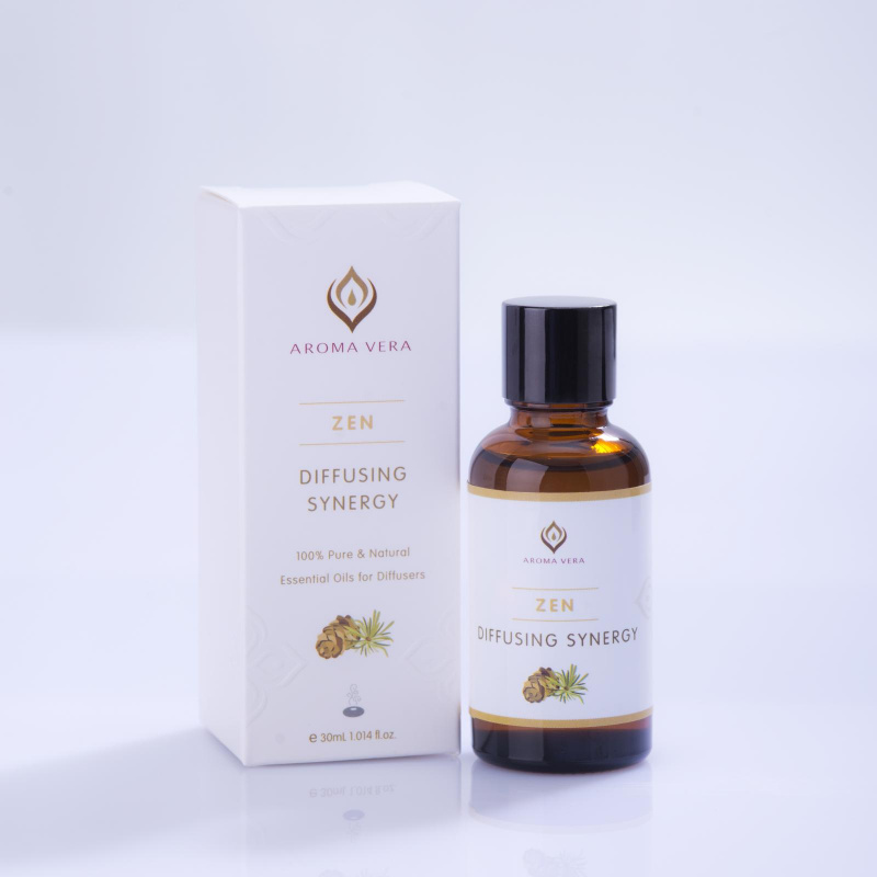 100%純天然香薰機專用精油-靜禪 100% Pure & Natural Essential Oils for Diffusers-Zen 15303R