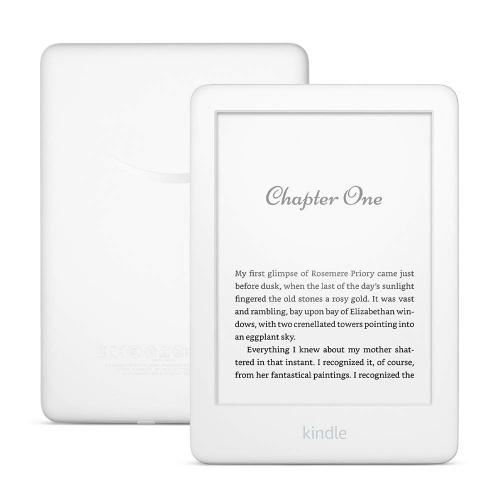 Amazon 2019 New Kindle第10代 Wifi (廣告版) 4GB [白色]