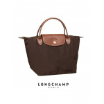 Longchamp Le Pliage short handle 手袋 [2尺寸] [啡色]