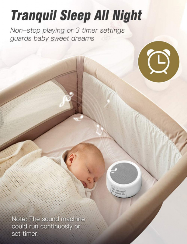 Dreamegg 白噪音睡眠儀 (深度睡眠治療音響機) D3
