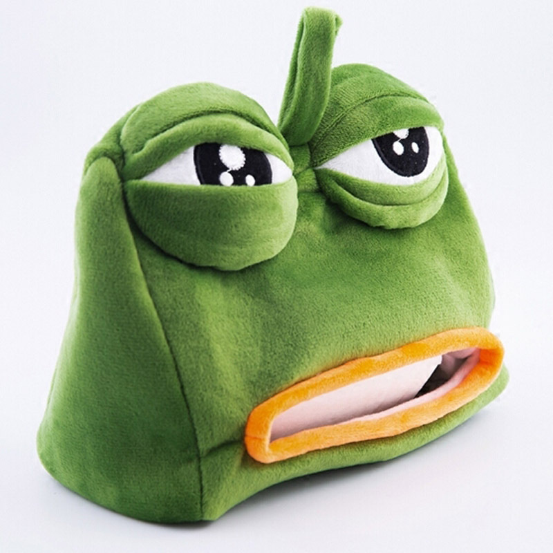 Pepe the Frog 紙巾袋