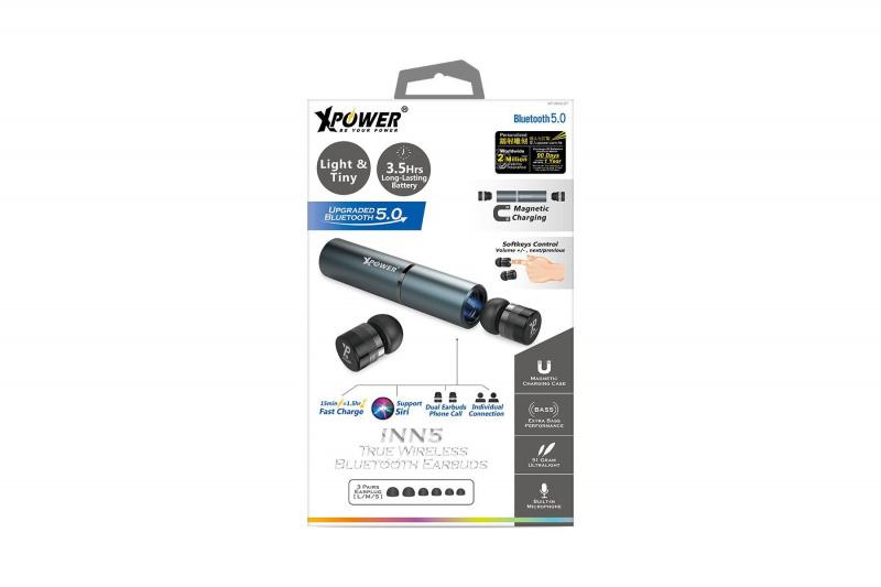XPower INN5藍牙5.0無線耳機
