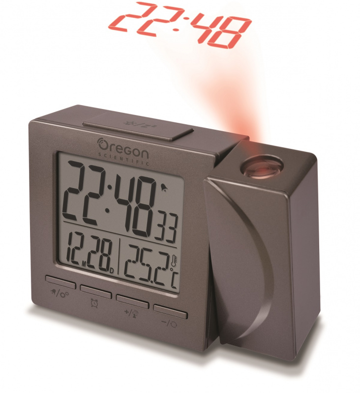 Oregon Scientifc室內溫度投影鐘 Projection clock with  Indoor Temperature RM512P