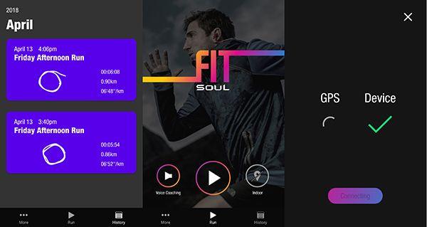 Soul Run Free Pro Bio AI技術調整跑姿藍牙耳機 [2色]