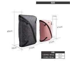 Niid Uno II 二代改良版可替換式多用途功能背囊 [3色] [2尺寸]