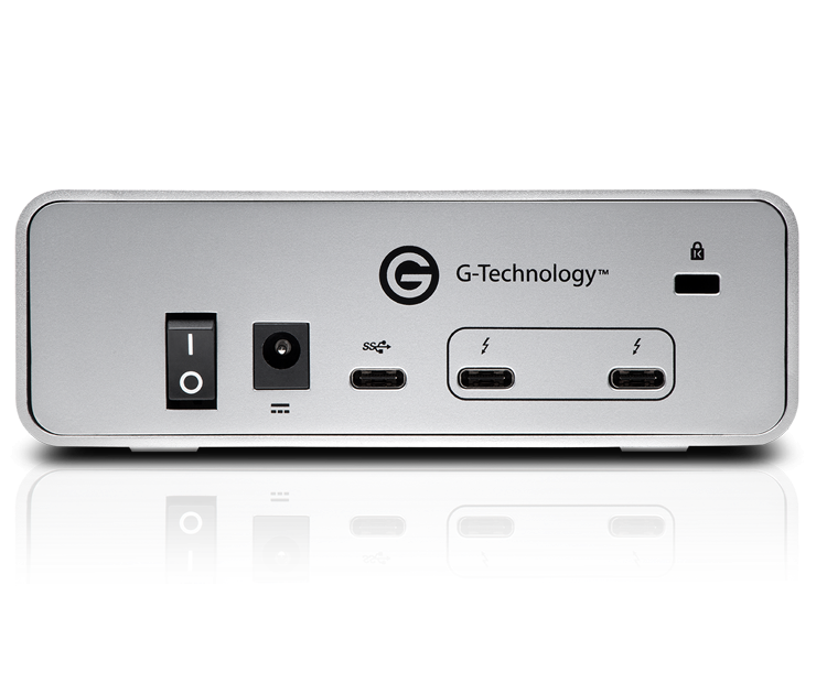 G-Technology G-DRIVE with Thunderbolt 3 14TB(行貨五年保養)