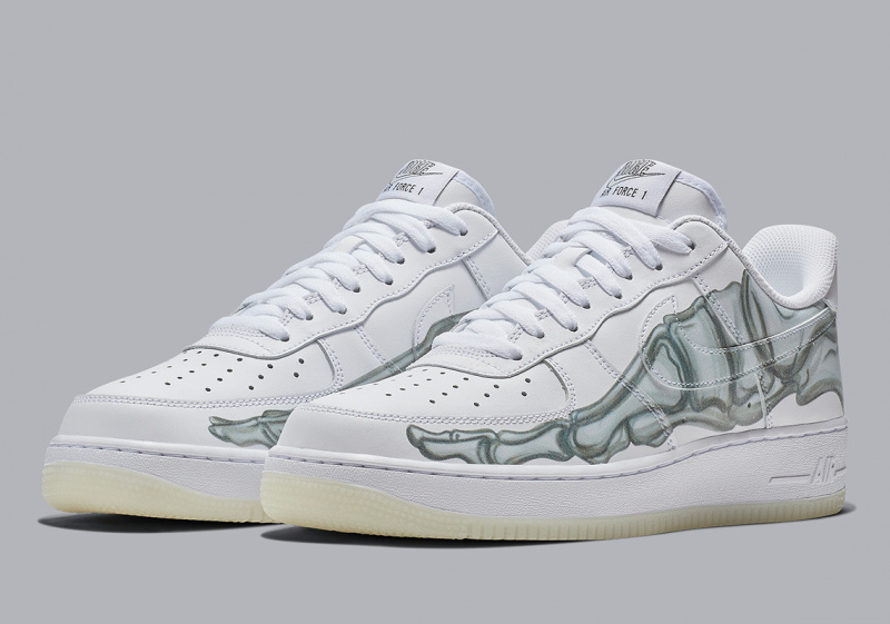 "Nike Air Force 1 Low ""SKELETON"" Limited Edition 夜光 [男裝鞋]"