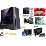 AccessPoint GEFORCE GTX1660 6G+I7 8700+DDR4 2666 16G RAM CASE 強勁I7水冷電競組合