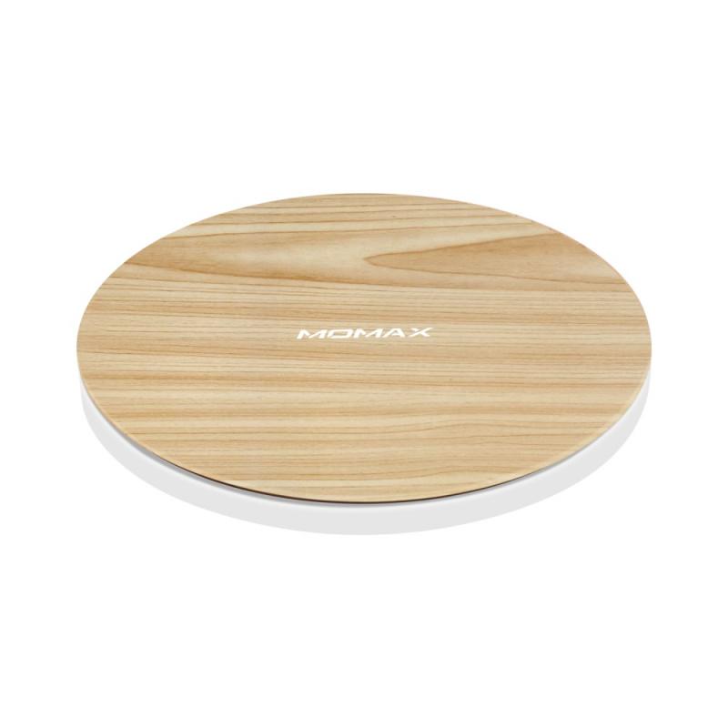 MOMAX Q.Pad Max 15W 無線快速充電器 無線充電Q.Pad Max 15W Ultra Slim Wireless Charger UD12