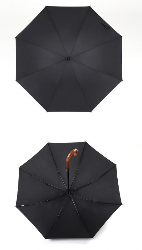 PARACHASE 日系商務男士直杆防暴雨傘 [4色]