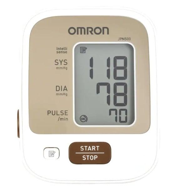 Omron 手臂式血壓計JPN500