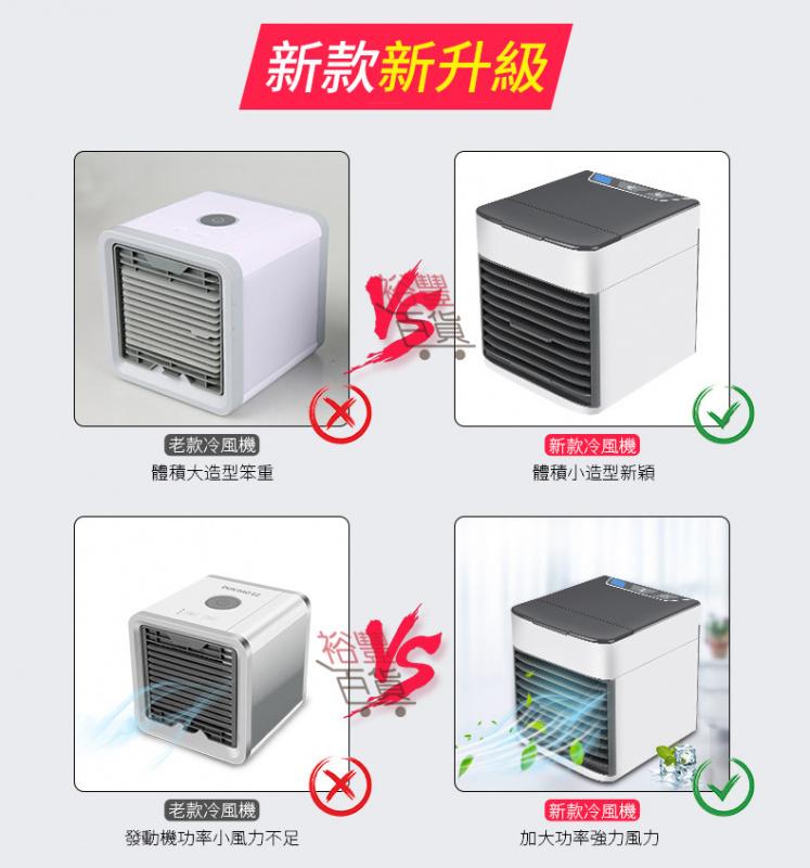 Coolair Ultra USB家用便攜式冷風機 [2019版]