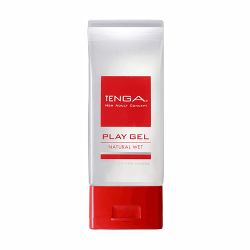 Tenga典雅Play Gel天然濕潤油(紅)