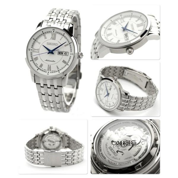 日本進口 Seiko精工PRESAGE SARY025 藍寶石錶面自動機械手錶